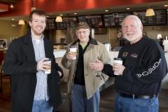 2016 February PCC Cars & Coffee