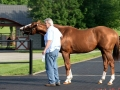 Group Tour 15 California Chrome with Member