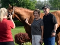 Group Tour 19 California Chrome with Member
