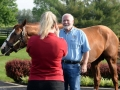 Group Tour 22 California Chrome with Member