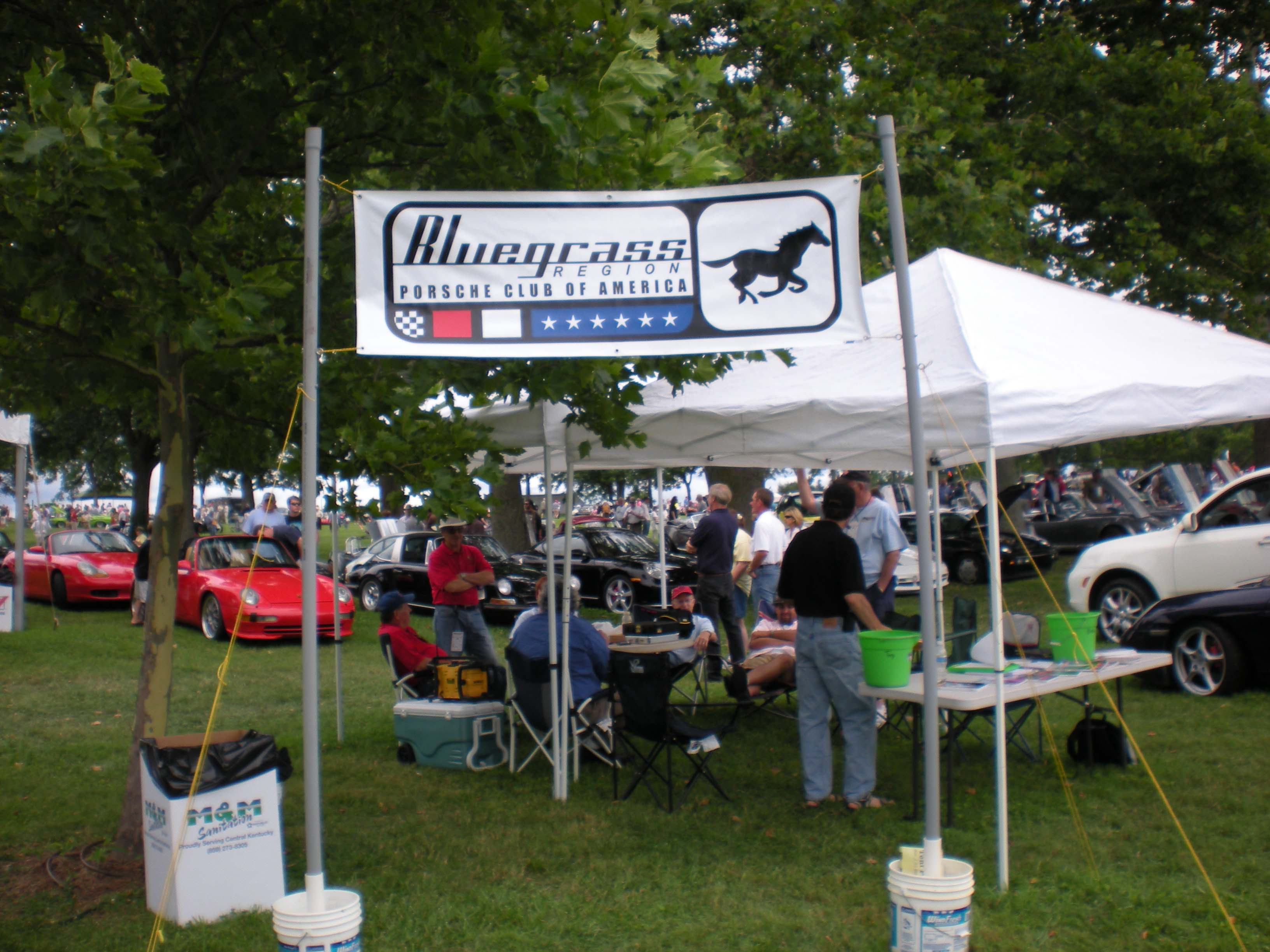 2009 Keeneland Concours