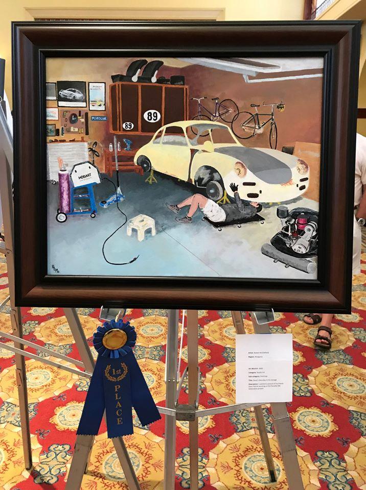 2019-Porsche-Parade-Artwork-Winner-Robert-McClelland-1