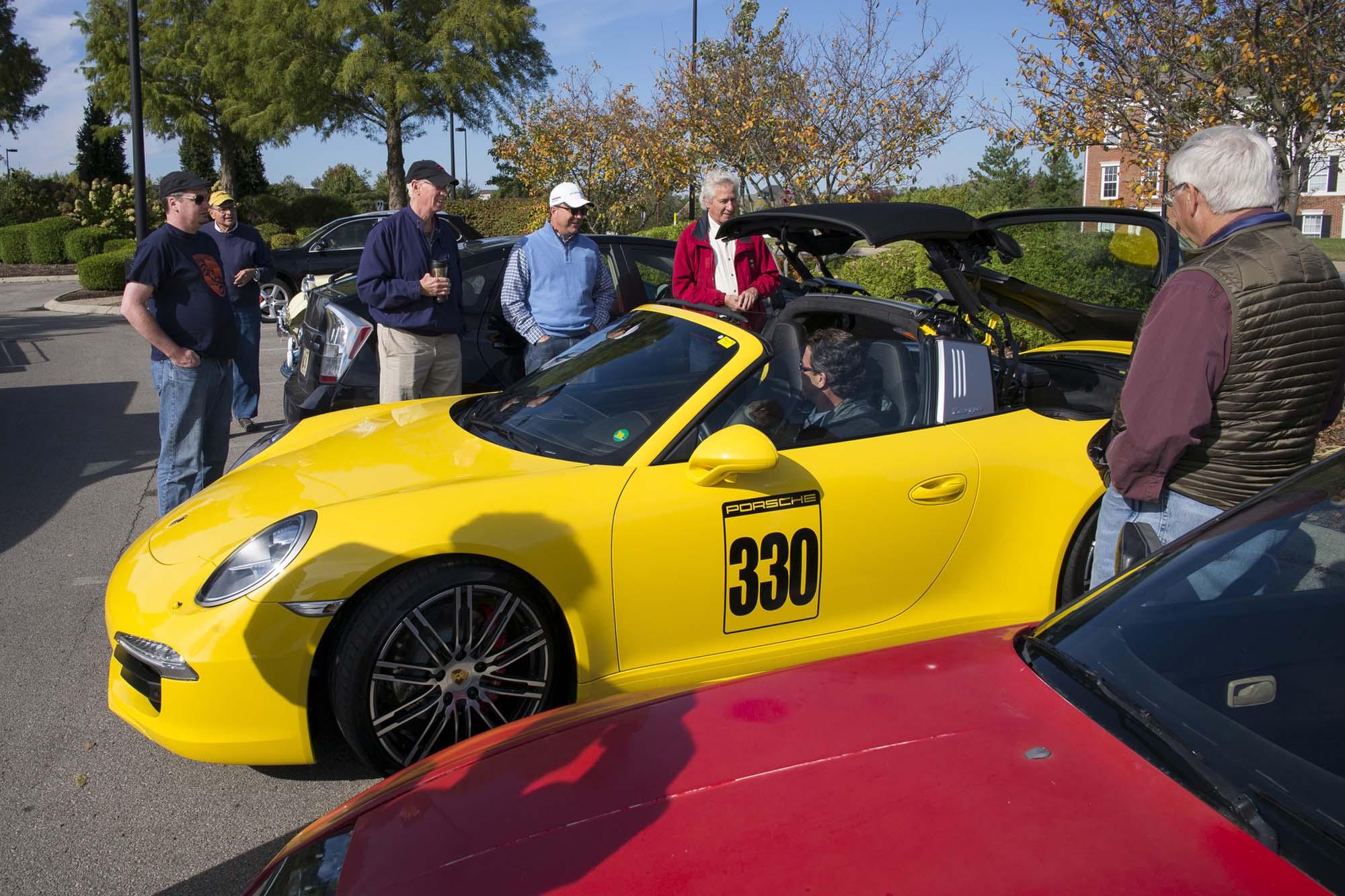 Porsche C&C at Ramseys. Oct 10, 12015  Photo by Joseph Rey Au