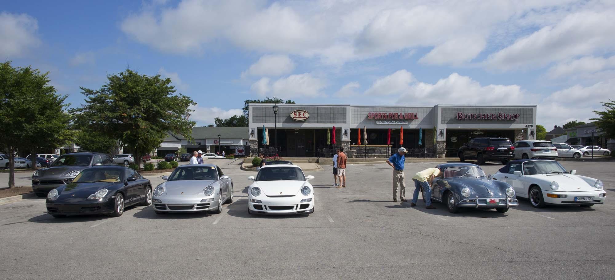 Porsche C&C at Ramseys. June 13, 12015  Photo by Joseph Rey Au