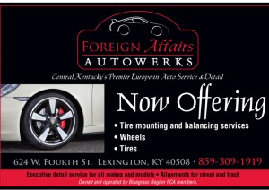 Foreign Affairs Autowerks