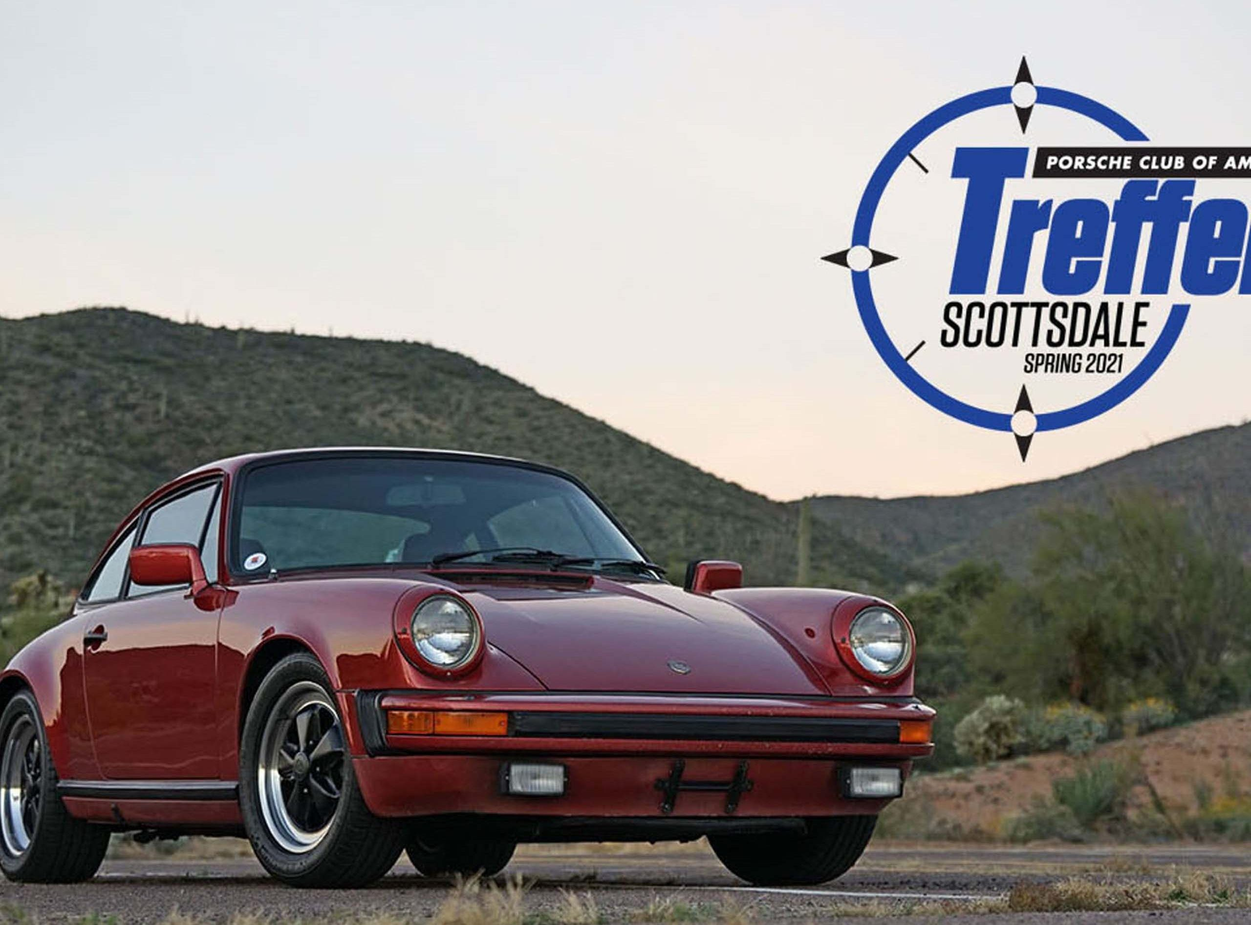 Spring 2021 Treffen Scottsdale - May 5-9, 2021 - SOLD OUT! Registration Opens February 24, 2021